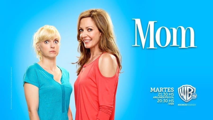 Mom - 1ª Temporada 2013 Série 720p BDRip Bluray HD completo Torrent