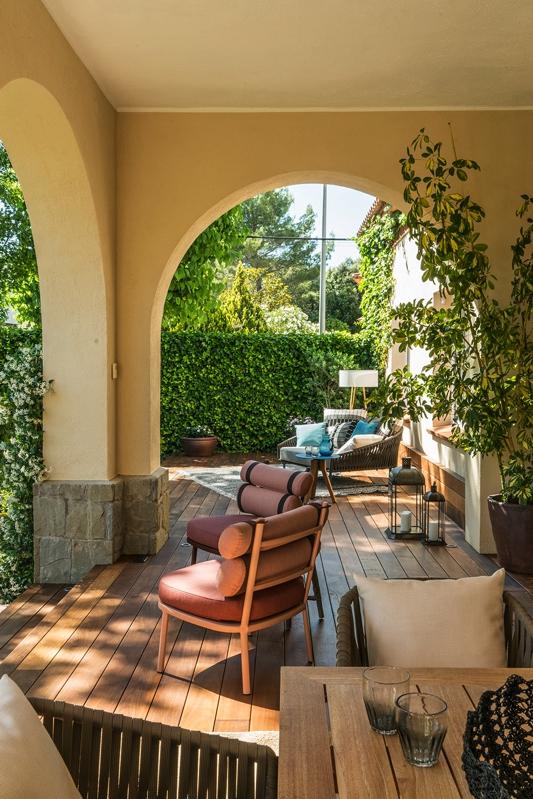 interior fresco para una vivienda barcelonesa chicanddeco