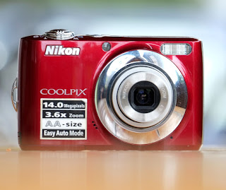 Jual Nikon Coolpix L24 Bekas