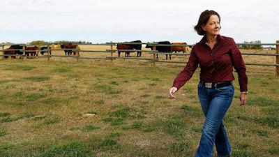 El rancho Bell Ranch.Todd KorolReuters