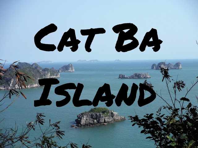 cat ba island halong bay vietnam