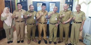 Empat Pejabat Kotabaru Kembali Bergeser