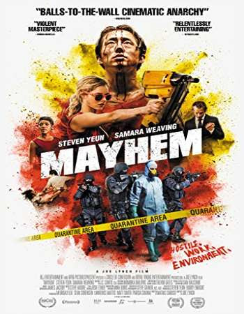Watch Online Mayhem 2017 720P HD x264 Free Download Via High Speed One Click Direct Single Links At WorldFree4u.Com