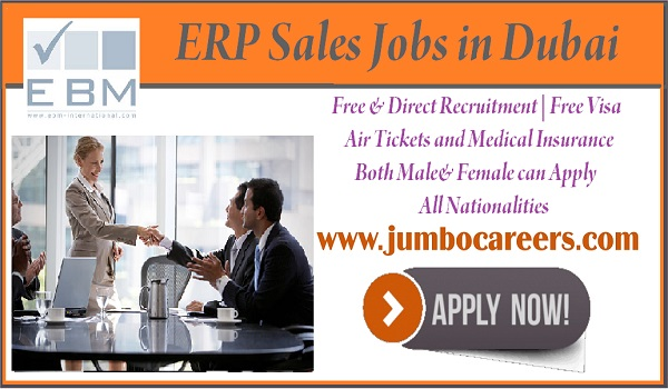 Tele Sales jobs in Software company Dubai, Latest Marketing jobs in Dubai,