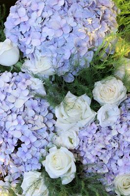 9 Detalhes de um casamento em azul e branco...