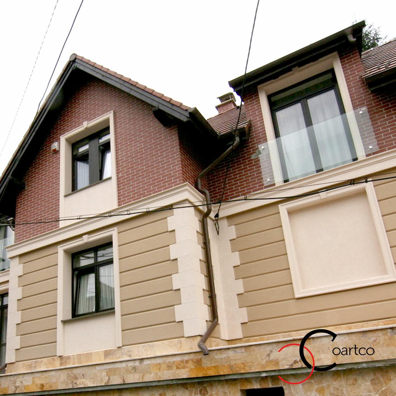 Ornamente exterioare case fatada casa brasov profile for Ornamenti casa