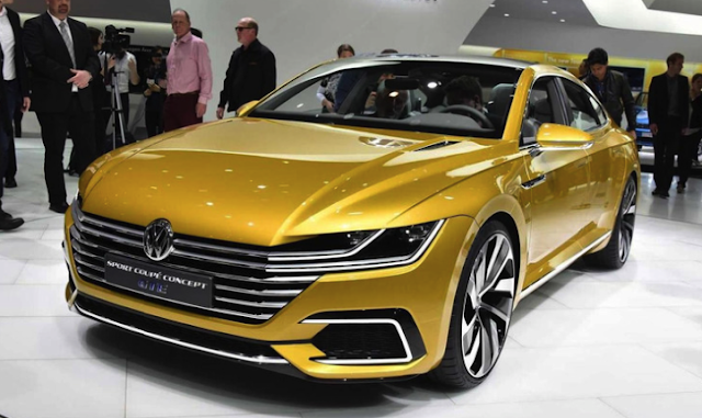 Review 2018 Volkswagen Arteon Car and Driver