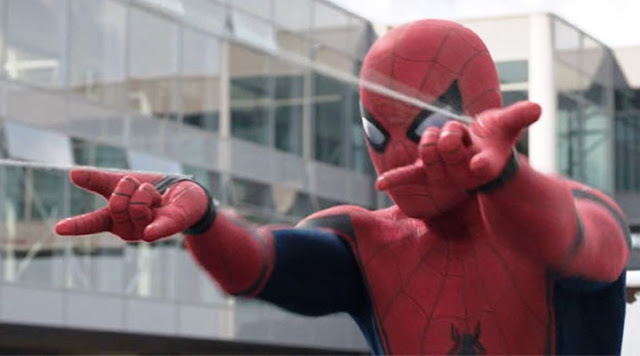 Marvel's Spiderman Homecoming Trailer - First Official Look