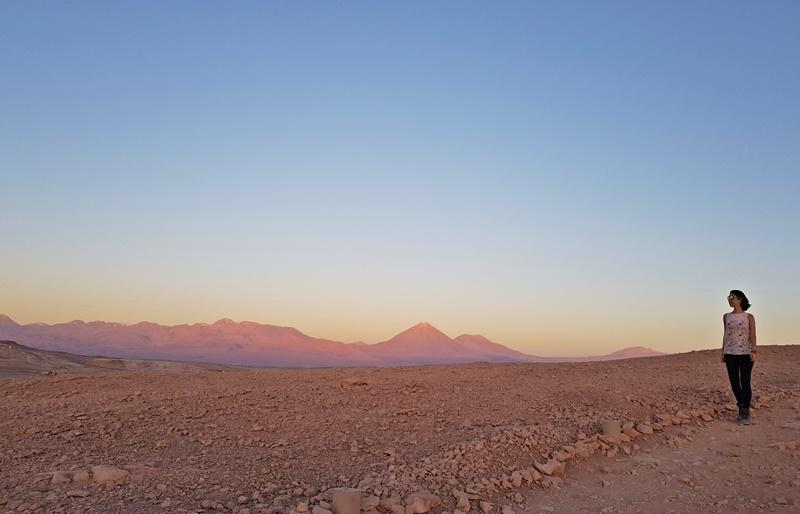 Deserto do Atacama, Vulcão Licancabur