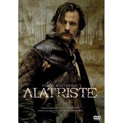'Alatriste', Agustín Díaz Yanes