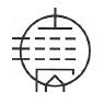 Tube Symbol - Pentode