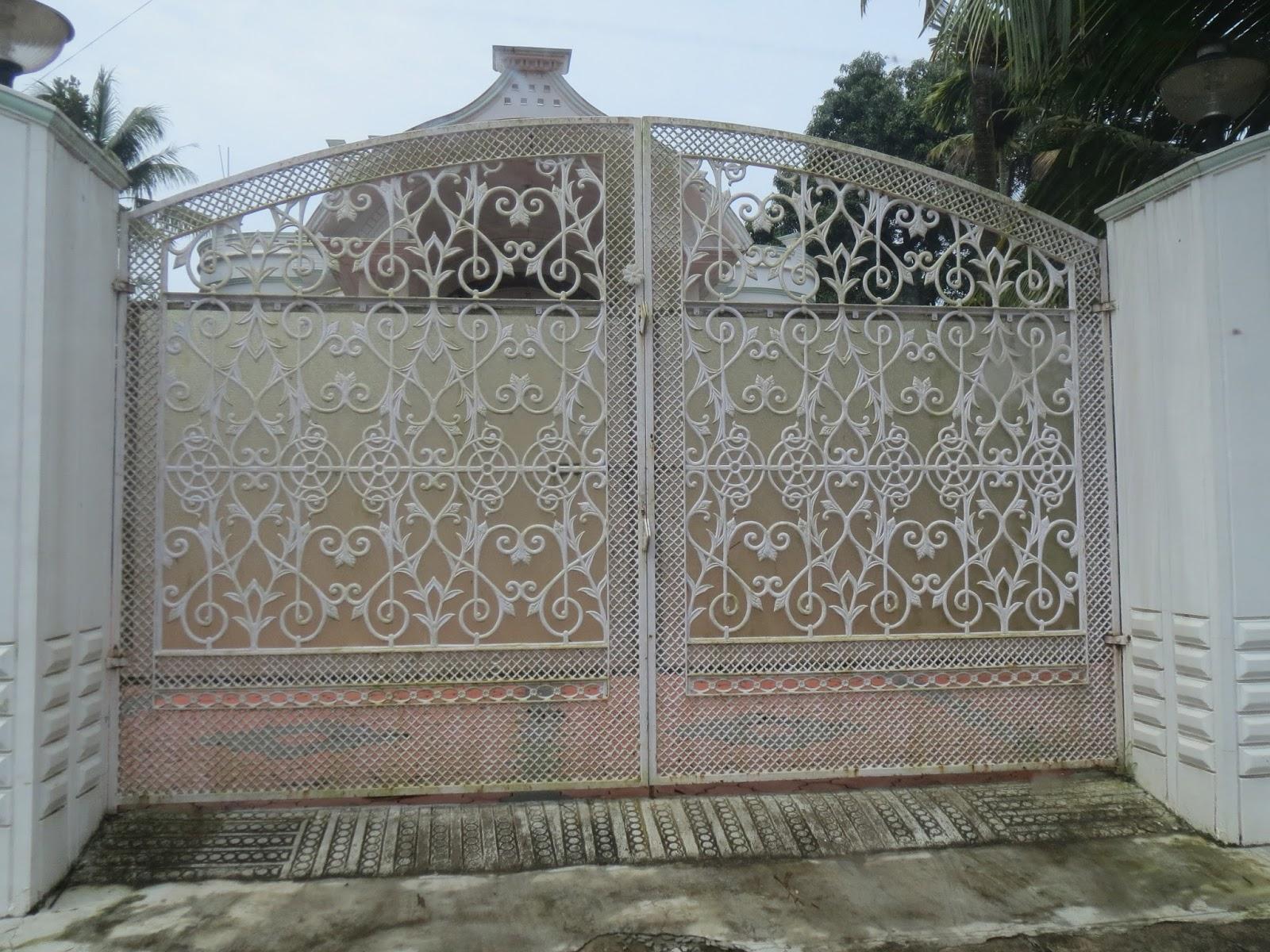 Home Design Gate Ideas: Kerala Gate Designs: Kerala House Gate Designs