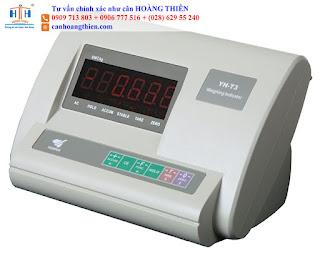 hướng dẫn hiệu chỉnh cân bàn yaohua yht3 chính hãng