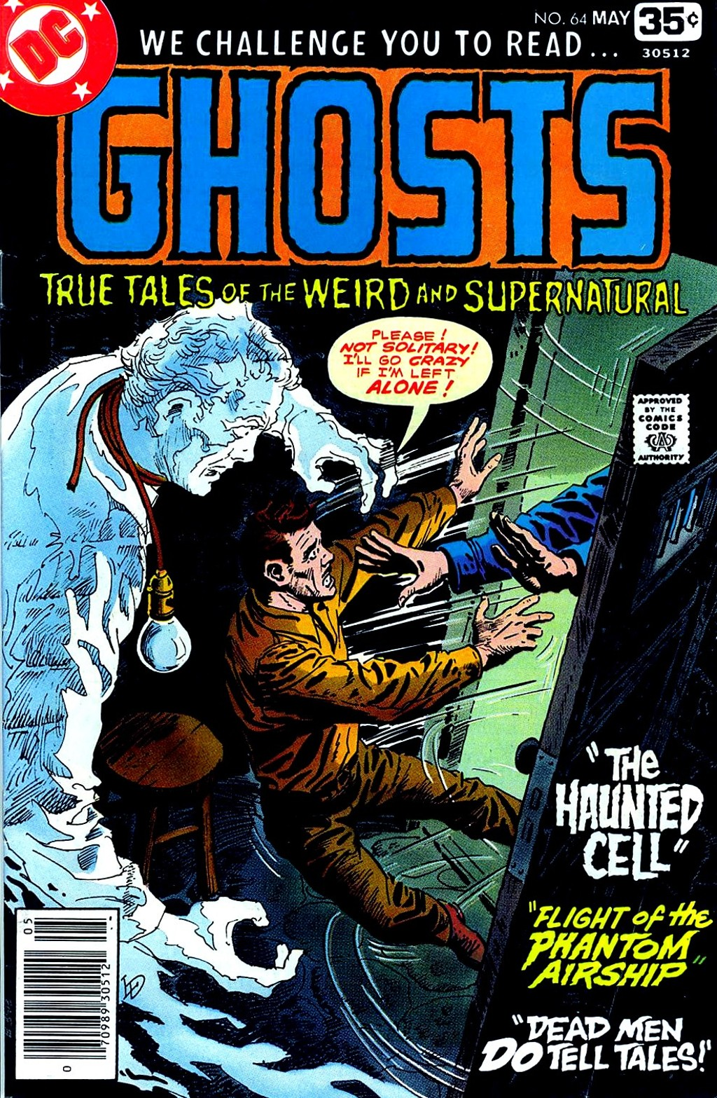 Read online Ghosts comic -  Issue #64 - 1