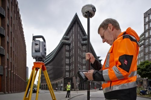 Surveying System: Trimble GNSS Surveying Systems
