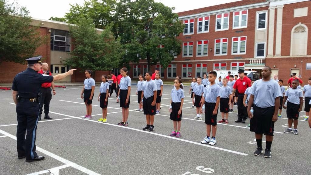 Bergenfield Police Department: BPD Youth Police Academy 2014
