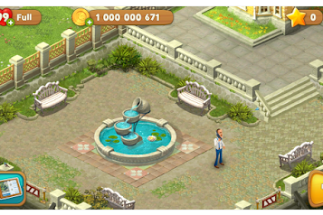 Download Game Gardenscapes New Acres v2.1.0 Mod + Apk