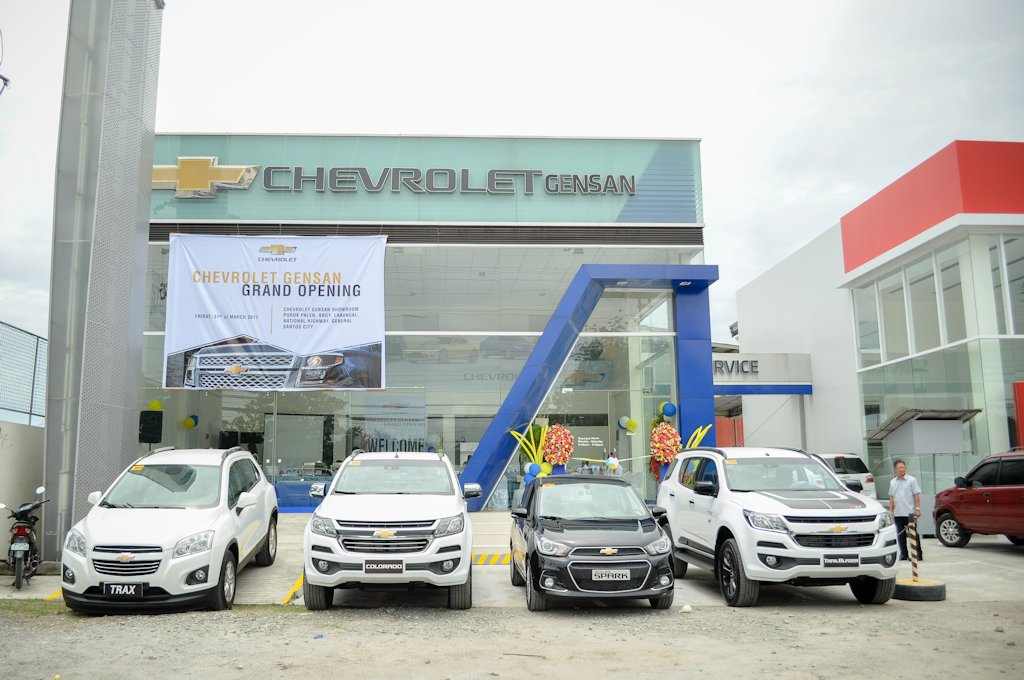 Chevrolet Opens Third Dealership In Mindanao Philippine Car News