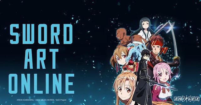 Sword Art Online - Top Anime Overpower (Main Character Strong from the Beginning)