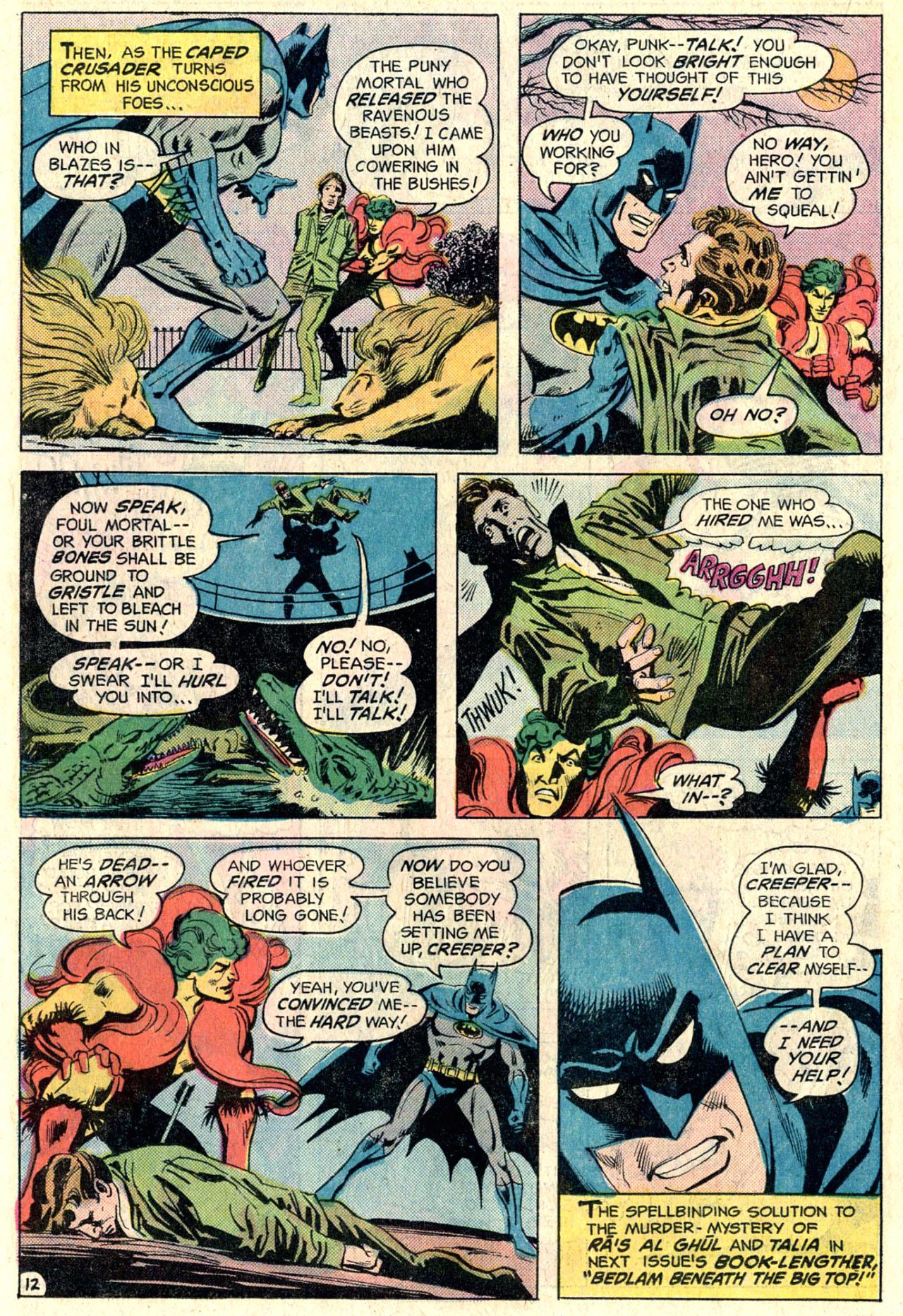 Detective Comics (1937) 447 Page 20