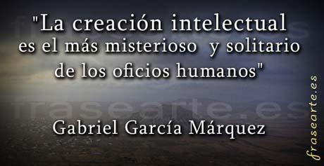 citas famosas Gabriel García Márquez