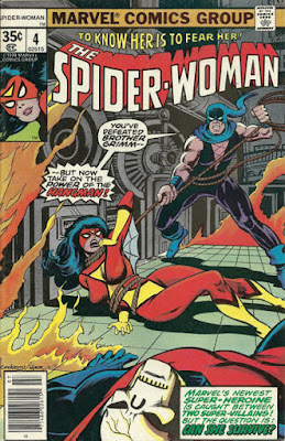 Spider-Woman #4, the Hangman