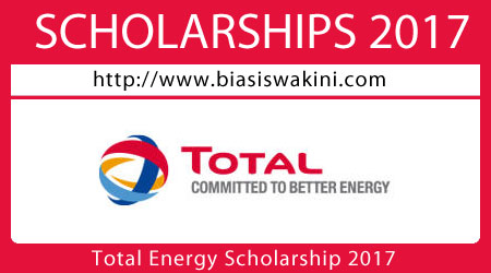 Total Energy Scholarship 2017