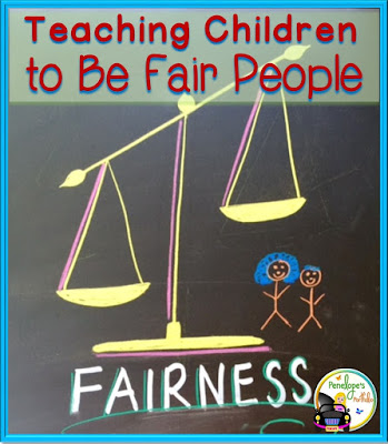 Teaching Children Fairness