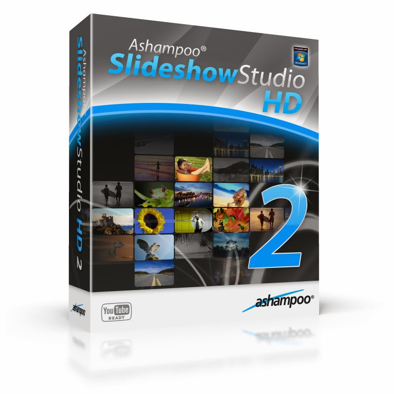 Ashampoo Slideshow Pro Terbaru 2014 (Portable)