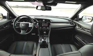2019 Honda Civic Hatchback Interior