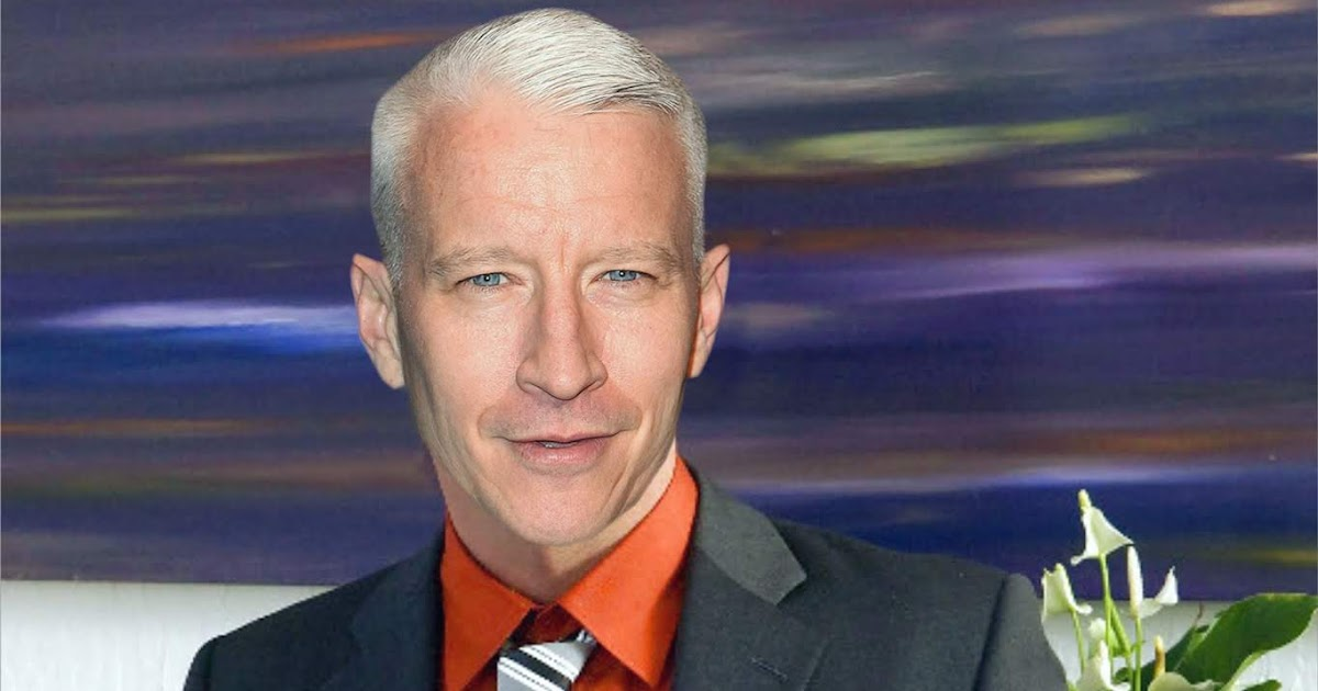 Iggyboo Nude Celebrity Fakes: Anderson Cooper