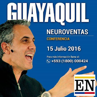jurgen klaric neuromarketing ecuador