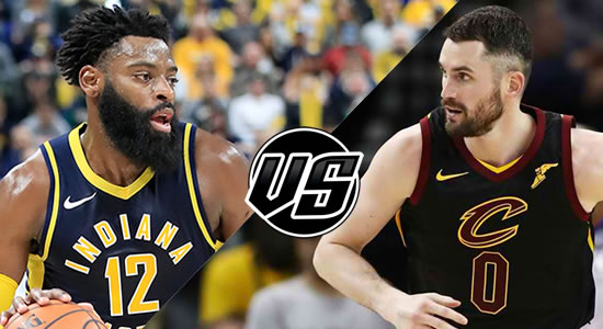 Live Streaming List: Indiana Pacers vs Cleveland Cavaliers 2018-2019 NBA Season