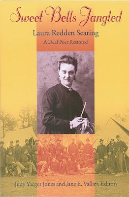 Portada del libro sobre la escritora y poeta sorda Laura Redden Searing