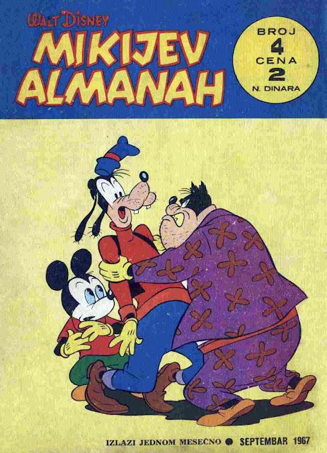 Mikijev Almanah 4 - Miki Maus