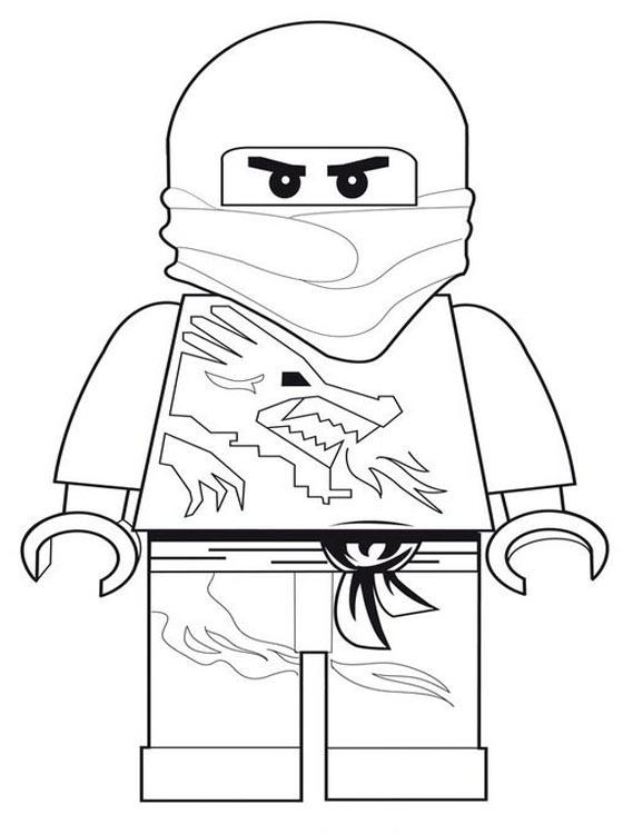ninjago coloring pages pdf - kids page lego ninjago coloring pages