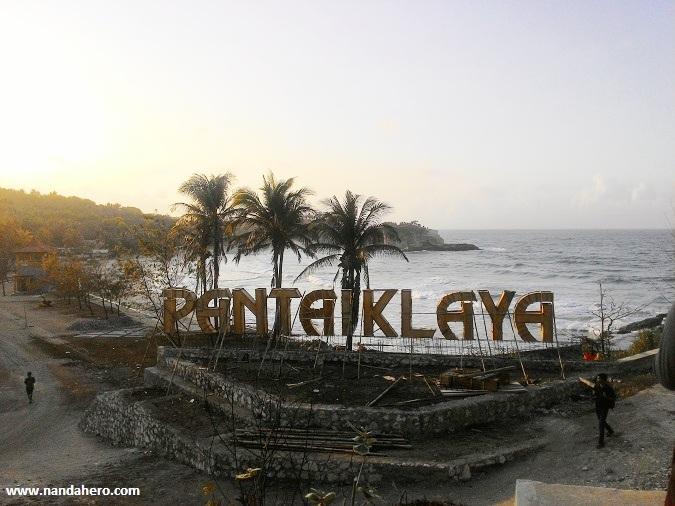 pantai klayar pacitan jawa timur 2018