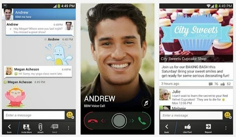 BBM For Android Apk