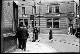Railway Hotel Trinity Street Bolton