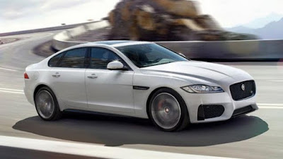 2016 Jaguar XF On road