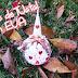 Enfeite de Natal em EVA / Christmas ornament in EVA