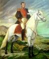Palomo Caballo de Simón Bolívar