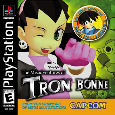 descargar mis adventures of tron bonne psx mega