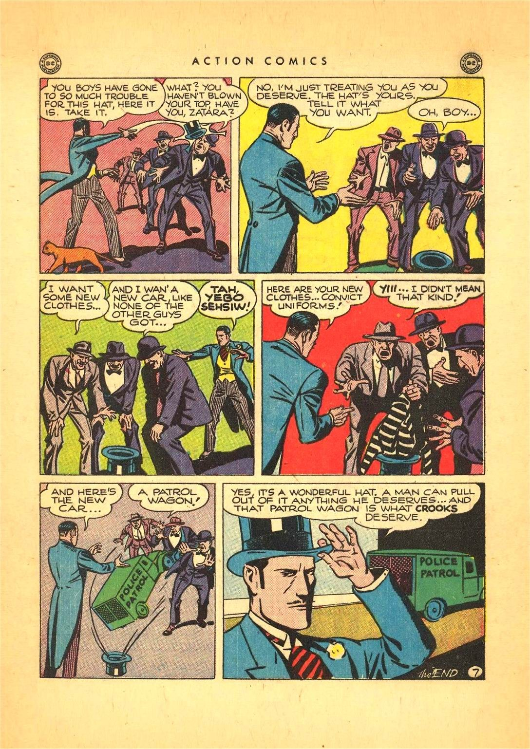Read online Action Comics (1938) comic -  Issue #92 - 49