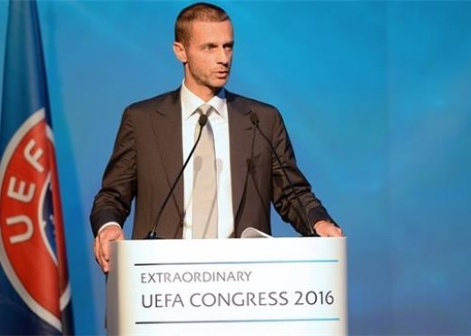 UEFA give 1 million euros for Albania and Kosovo