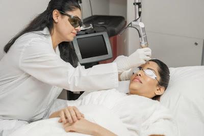Kaya clinic Q-Switch Laser