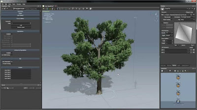 SpeedTree for UE4 Subscription 8 3 0 - EZ4Software