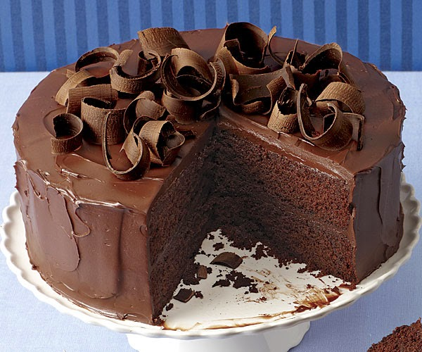 Very Dense and Moist Chocolate Fudge Cake