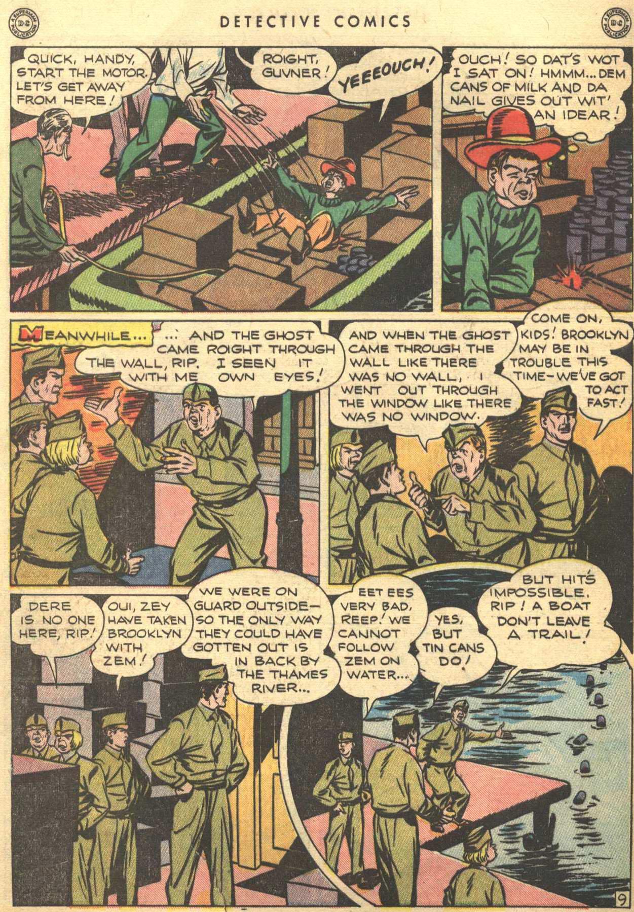 Read online Detective Comics (1937) comic -  Issue #104 - 48