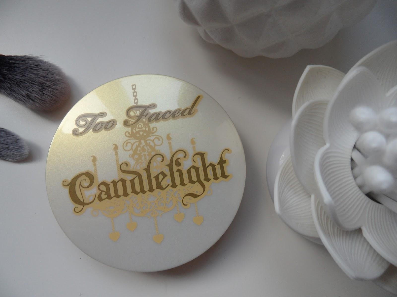 Too Faced Candlelight Highlighter Eyelinerflicks